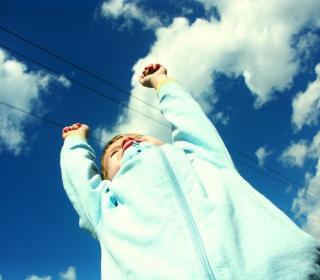Happy Childhood - Obrázkek zdarma pro 320x320