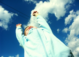 Happy Childhood - Obrázkek zdarma pro 480x400