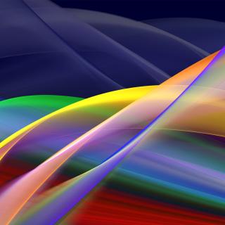 Abstract Stripes - Obrázkek zdarma pro 1024x1024