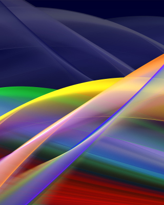 Abstract Stripes - Obrázkek zdarma pro Nokia X3-02