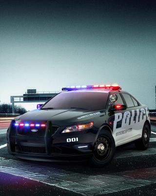 Ford Police Interceptor 2016 - Obrázkek zdarma pro Nokia C5-05