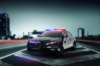 Ford Police Interceptor 2016 Picture for Android, iPhone and iPad