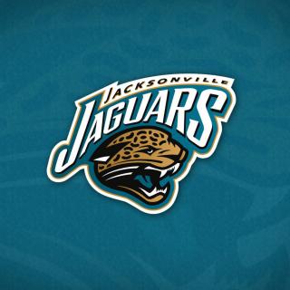 Jacksonville Jaguars HD Logo - Obrázkek zdarma pro 320x320