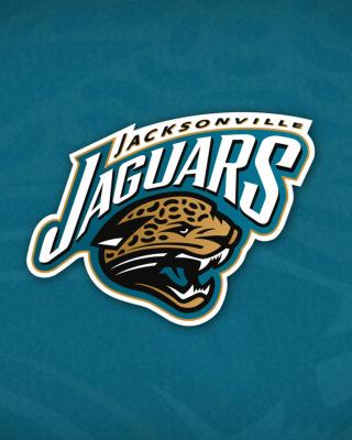 Jacksonville Jaguars HD Logo - Obrázkek zdarma pro Nokia Lumia 822