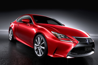 Lexus RC 300h Wallpaper for Android, iPhone and iPad