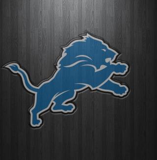 Detroit Lions - Obrázkek zdarma pro 320x320