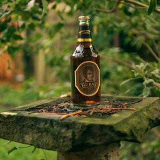 Robert Burns Scottish Ale - Obrázkek zdarma pro 2048x2048