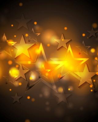 Shiny Stars - Obrázkek zdarma pro 360x480