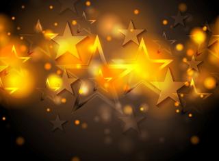 Shiny Stars - Obrázkek zdarma pro 1080x960