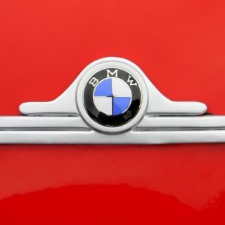 BMW Logo - Obrázkek zdarma pro iPad mini
