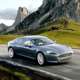 Aston Martin Rapide - Obrázkek zdarma pro 1024x1024