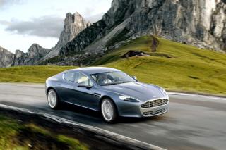 Aston Martin Rapide - Obrázkek zdarma pro 1400x1050
