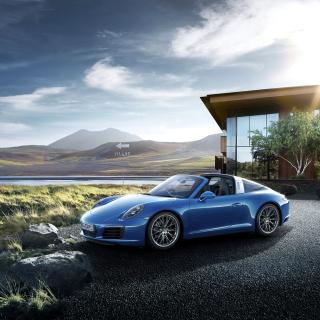 Porsche 911 Targa 4 GTS - Obrázkek zdarma pro 2048x2048