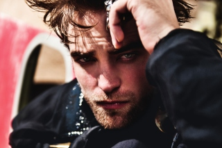 Robert Pattinson 2012 Wallpaper for Android, iPhone and iPad