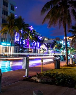 Florida, Miami Evening - Obrázkek zdarma pro Nokia Asha 309
