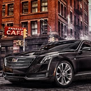 2016 Cadillac CT6 Sedan - Obrázkek zdarma pro 128x128
