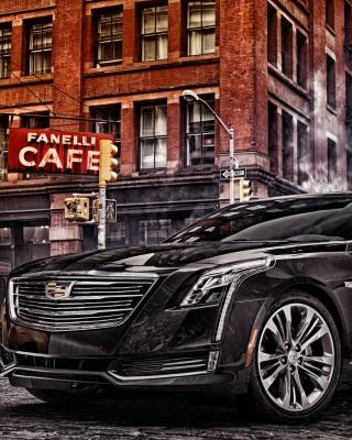 2016 Cadillac CT6 Sedan - Obrázkek zdarma pro iPhone 3G