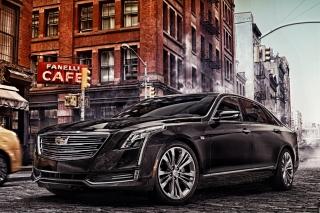 2016 Cadillac CT6 Sedan - Obrázkek zdarma pro 1366x768