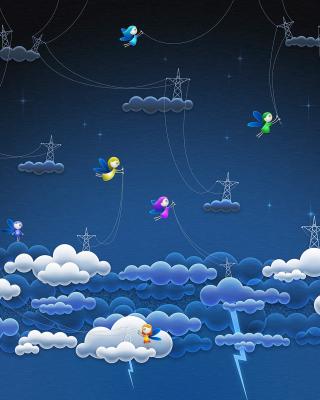 Digital Art - Obrázkek zdarma pro Nokia Asha 503