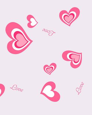 Sweet Hearts - Obrázkek zdarma pro Nokia Asha 502
