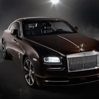 Rolls Royce Wraith - Obrázkek zdarma pro iPad 3