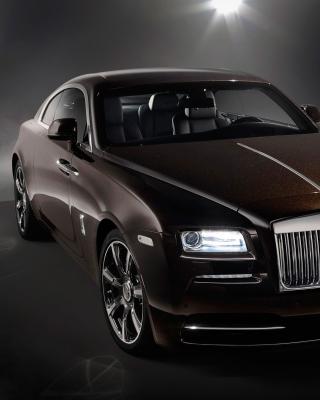 Rolls Royce Wraith - Obrázkek zdarma pro 360x400