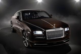 Rolls Royce Wraith - Obrázkek zdarma pro Android 1920x1408