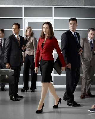 The Good Wife Wallpaper - Obrázkek zdarma pro Nokia C-5 5MP