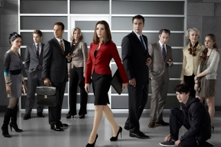 The Good Wife Wallpaper - Obrázkek zdarma pro HTC Desire HD