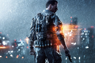 Battlefield 4 Game Background for Android, iPhone and iPad