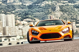 Zenvo ST1 Wallpaper for Android, iPhone and iPad