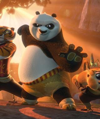 Kung Fu Panda - Obrázkek zdarma pro Nokia C3-01