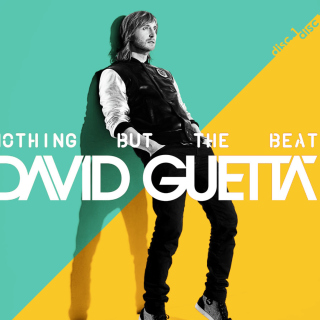 David Guetta - Nothing but the Beat - Obrázkek zdarma pro iPad 3