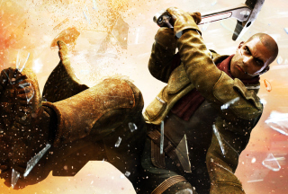 Red Faction Wallpaper for Android, iPhone and iPad