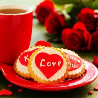 Love Biscuits - Obrázkek zdarma pro 2048x2048