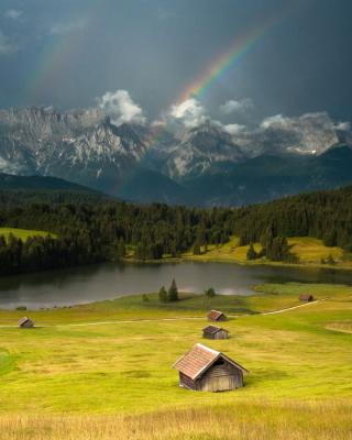 Breathtaking Landscape - Obrázkek zdarma pro iPhone 6