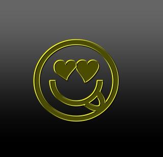 Love Smile - Obrázkek zdarma pro iPad Air