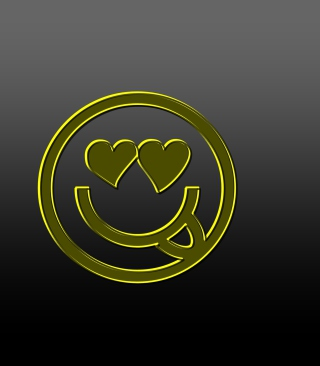 Love Smile - Obrázkek zdarma pro iPhone 4S