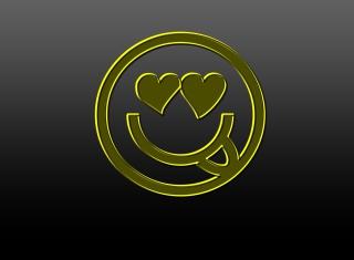 Love Smile - Obrázkek zdarma pro 1152x864