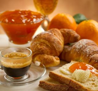 Continental Breakfast - Obrázkek zdarma pro iPad