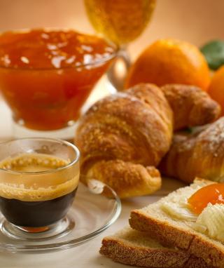 Continental Breakfast - Obrázkek zdarma pro Nokia Asha 202