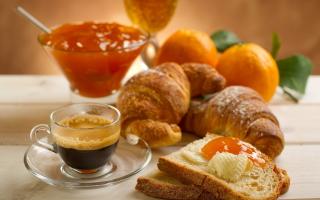 Continental Breakfast - Obrázkek zdarma pro Nokia Asha 201