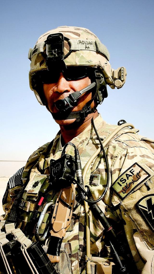 Soldier Wallpaper Iphone