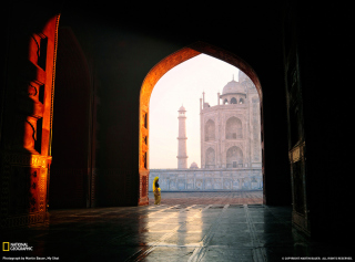 Free Taj Mahal, India Picture for Android, iPhone and iPad