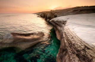 Cyprus Beach Wallpaper for Android, iPhone and iPad