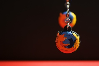 Firefox Key Ring - Obrázkek zdarma pro Samsung T879 Galaxy Note