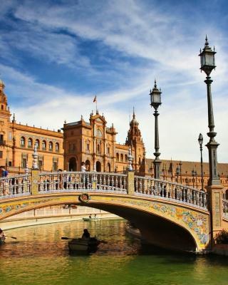 Sevilla - Obrázkek zdarma pro 480x640
