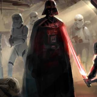 Star Wars Darth Vader - Obrázkek zdarma pro iPad mini