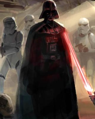 Star Wars Darth Vader - Obrázkek zdarma pro Nokia C2-00