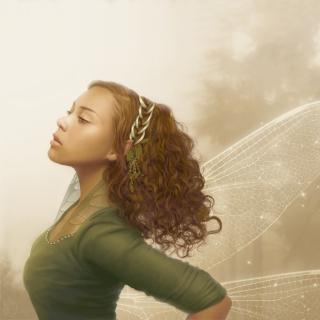 Elf Girl - Obrázkek zdarma pro iPad